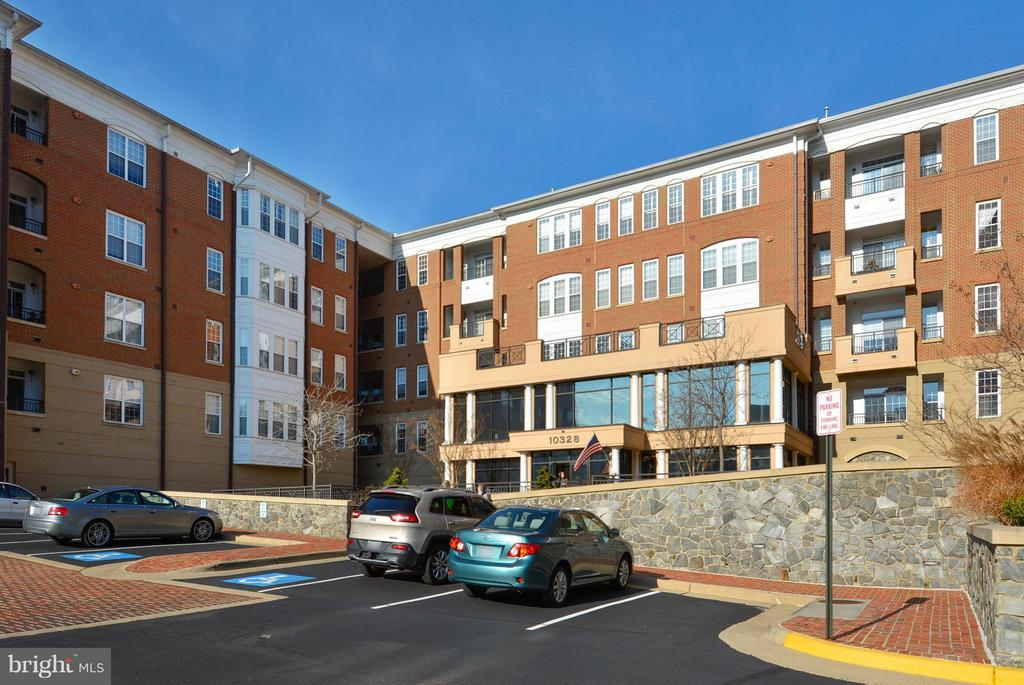 Guest parking - 10328 SAGER AVE #113, FAIRFAX