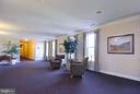 Loads of common area with quiet and meeting spaces - 10328 SAGER AVE #113, FAIRFAX