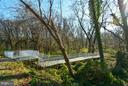 Beautiful nature trail adjacent to building - 10328 SAGER AVE #113, FAIRFAX