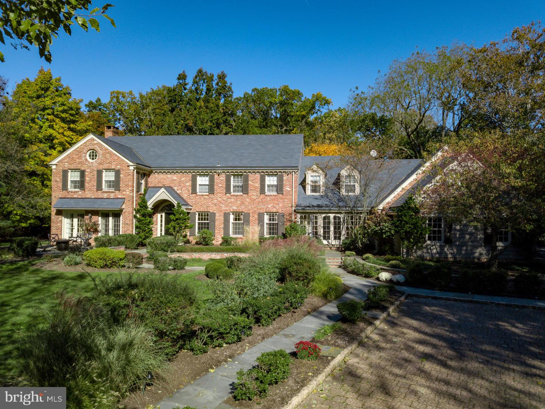 Single Family Homes للـ Sale في Gwynedd Valley, Pennsylvania 19437 United States