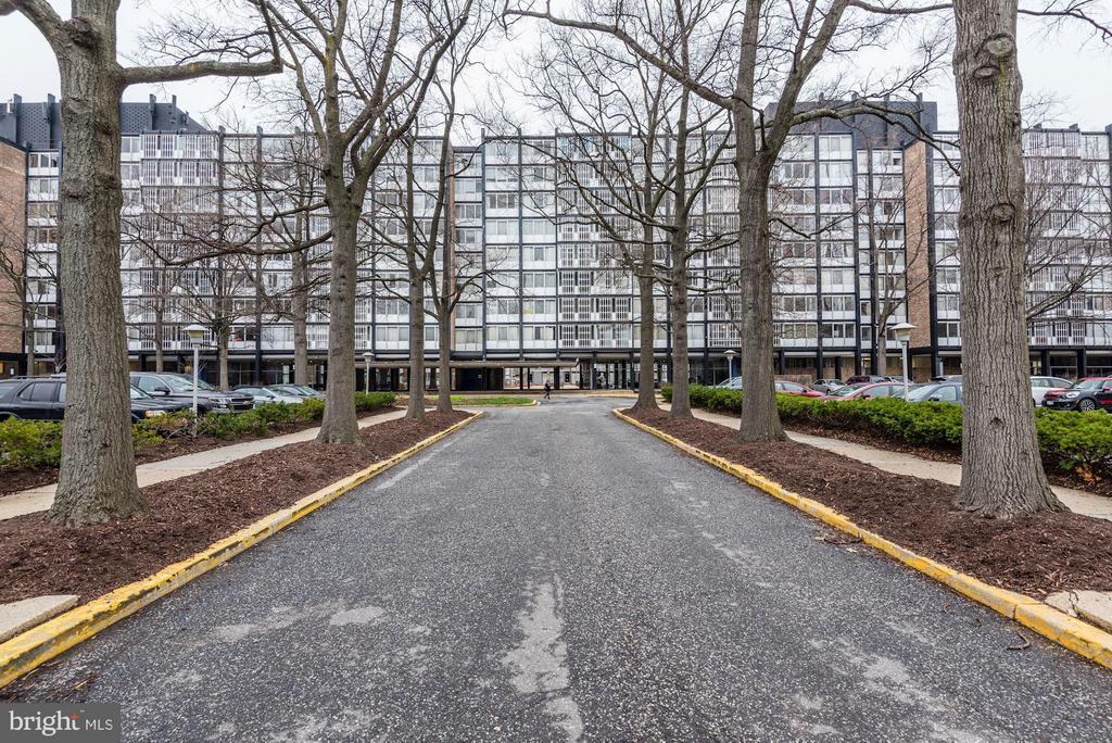 River Park Mutual Homes Main Entrance - 1301 DELAWARE AVE SW #N-518, WASHINGTON