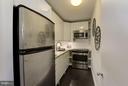 Updated modern kitchen - 1301 DELAWARE AVE SW #N-518, WASHINGTON