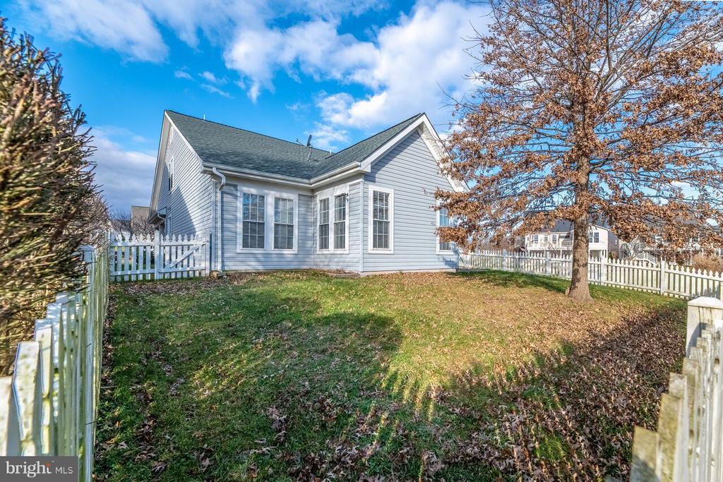 Fenced Yard - 13044 TRIPLE CROWN LOOP, GAINESVILLE