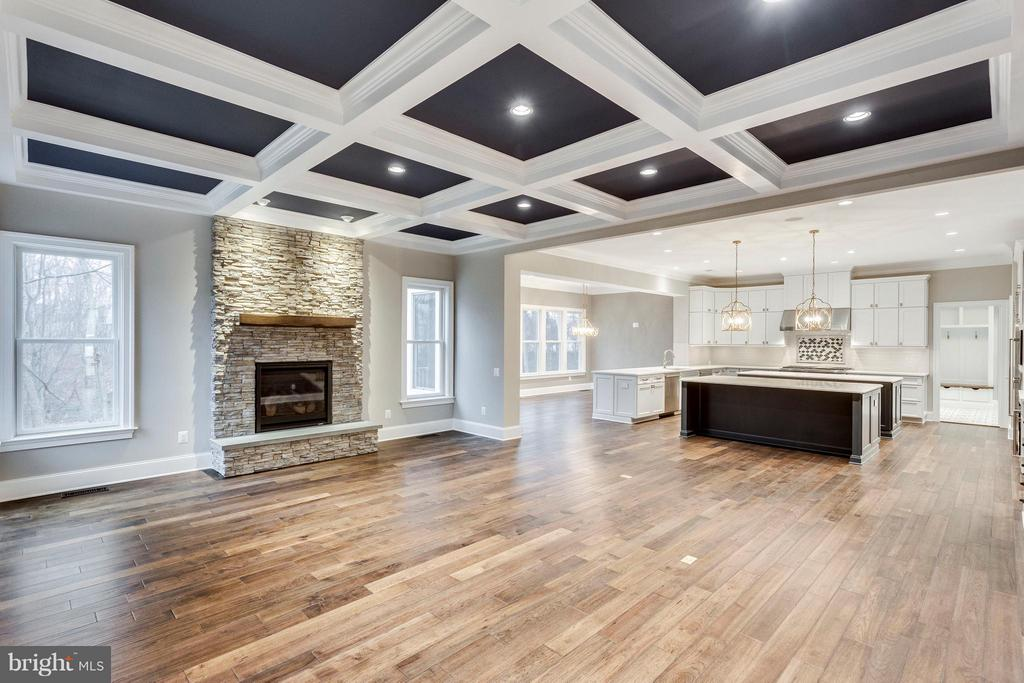 Open Floor Plans - 3859 GANELL PL, FAIRFAX