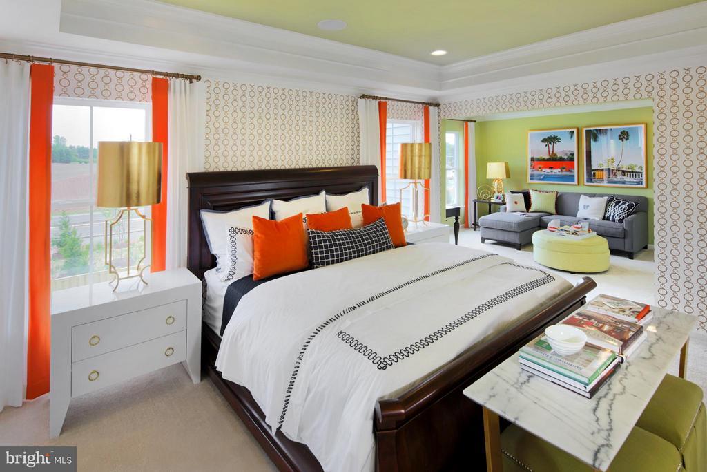 Owners Bedroom - 4 BRIGHTSTAR DR, MANASSAS