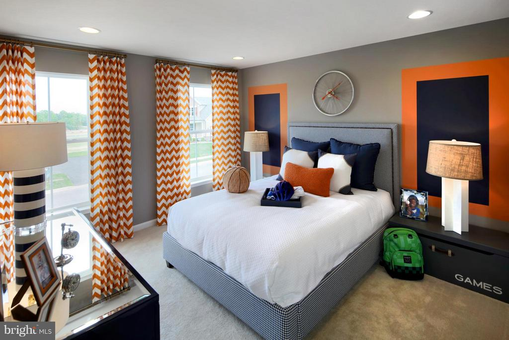 Bedroom #3 - 4 BRIGHTSTAR DR, MANASSAS