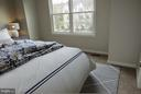 ~Virtually Staged Master Bed Room~ - 7144 MAHOGANY DR #3, LANDOVER
