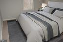 ~Virtually Staged 2nd Bed Room~ - 7144 MAHOGANY DR #3, LANDOVER