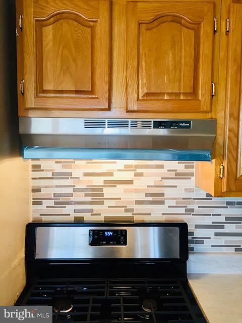 Updated kitchen - 4410 OGLETHORPE ST #313, HYATTSVILLE