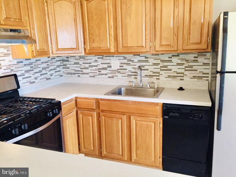 Renovated kitchen - 4410 OGLETHORPE ST #313, HYATTSVILLE