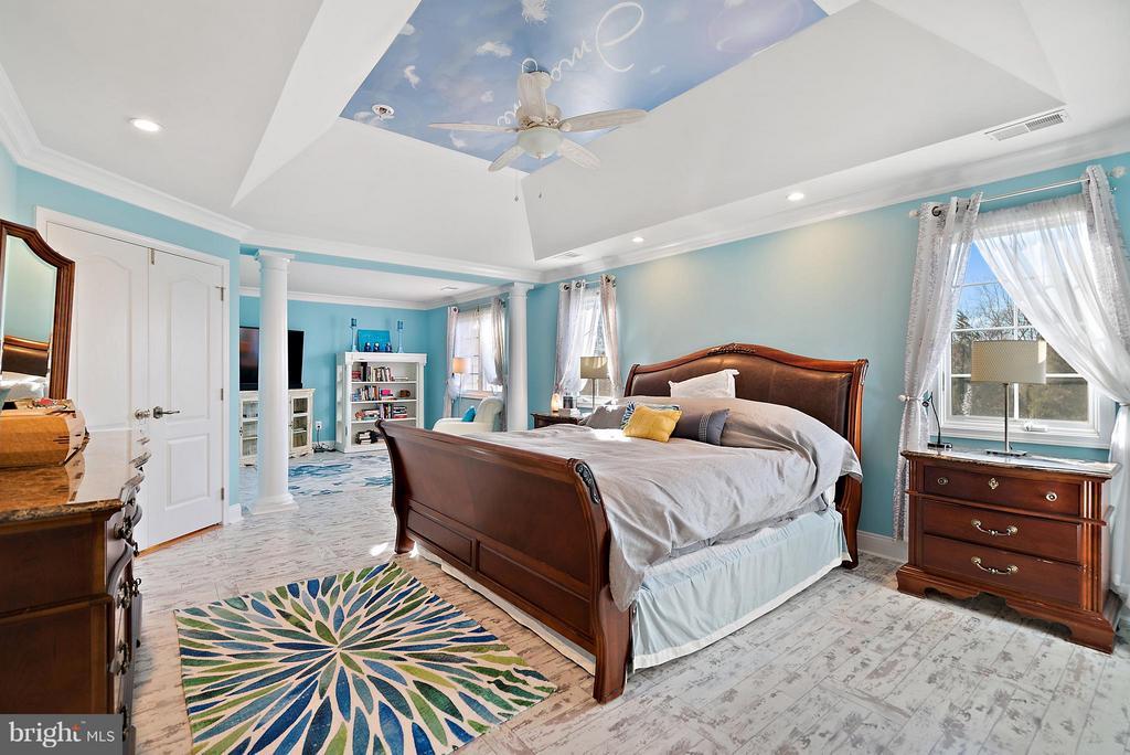 Master Bedroom - 5350 JACOBS CREEK PL, HAYMARKET
