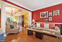 Open Living Room - 5350 JACOBS CREEK PL, HAYMARKET