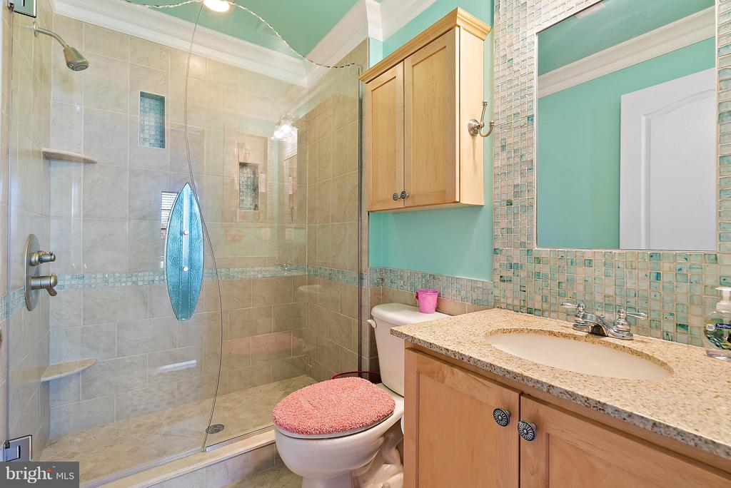 Bathroom for Princess Suite - 5350 JACOBS CREEK PL, HAYMARKET