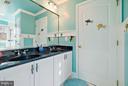 Jack and Jill Bathroom - 5350 JACOBS CREEK PL, HAYMARKET