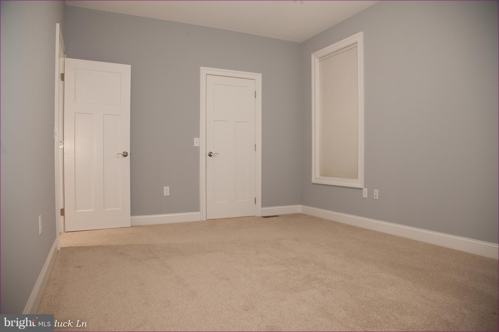 Walk-in Closet for In-law Quarters