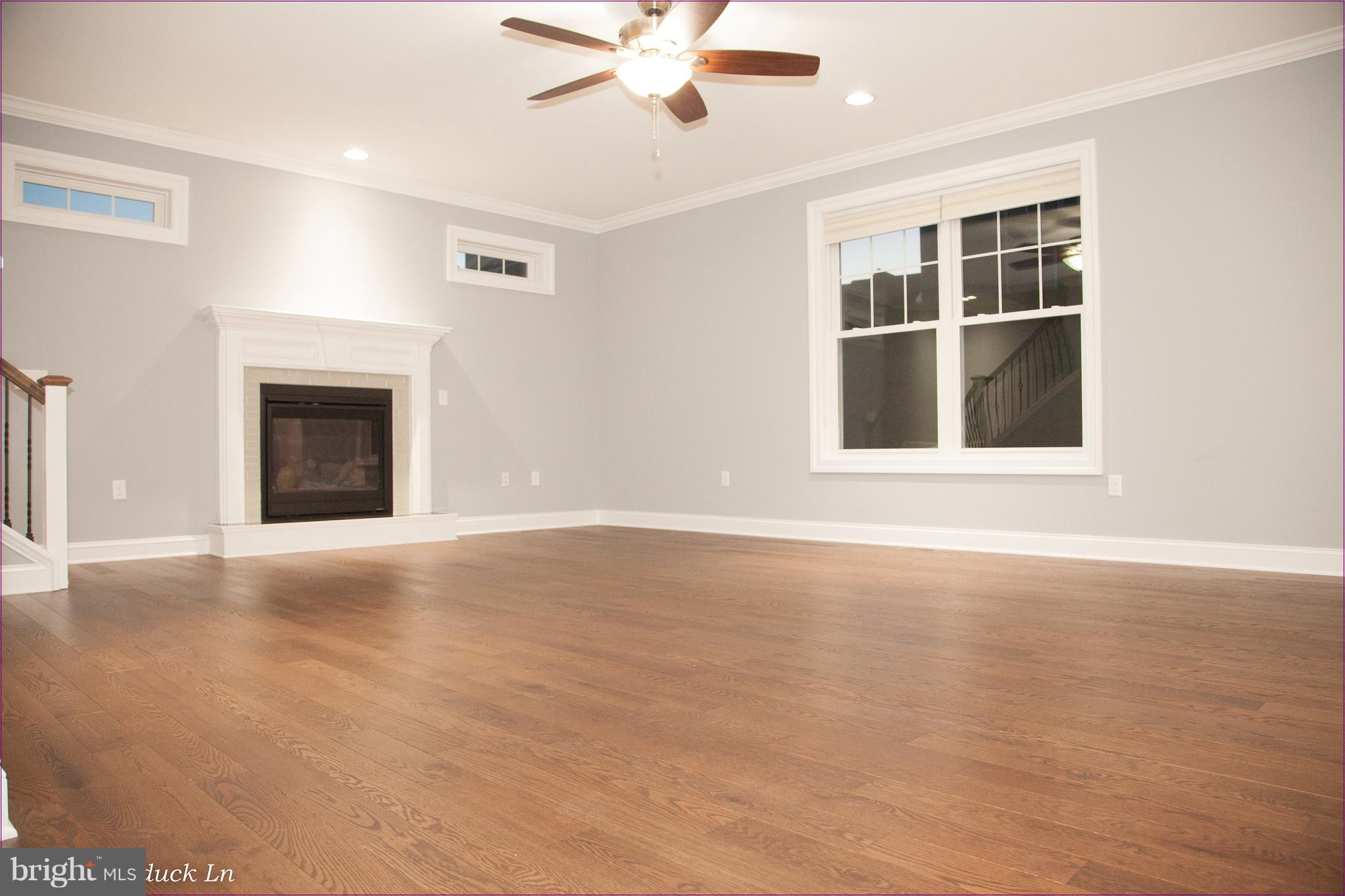 Family Room, wonderful hardwood floors