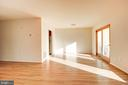 Beautiful hardwood floors throughout - 2025 CHADDS FORD DR, RESTON