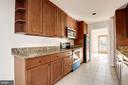 Beautiful hardwood cabinets - 2025 CHADDS FORD DR, RESTON