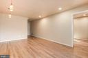 Spacious rec room connecting to 4th bedroom - 2025 CHADDS FORD DR, RESTON