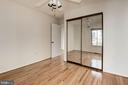 2nd bedroom spacious closet - 2025 CHADDS FORD DR, RESTON
