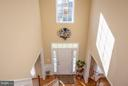 Spectacular  natural lighting throughout home! - 9 SAINT CLAIRES CT, STAFFORD