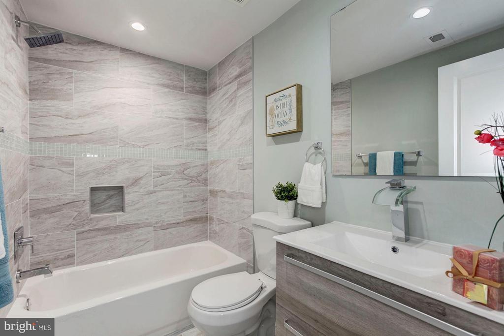 3rd Full Bathroom - 5104 8TH ST NW, WASHINGTON