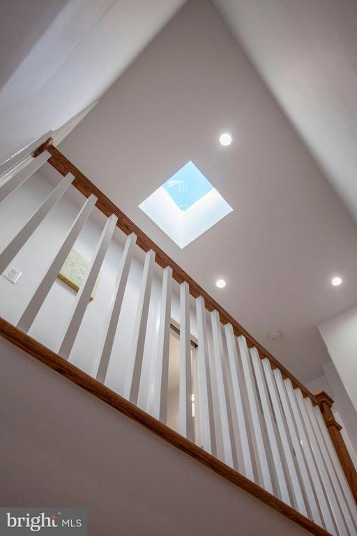 Skylights are all you need. - 5104 8TH ST NW, WASHINGTON