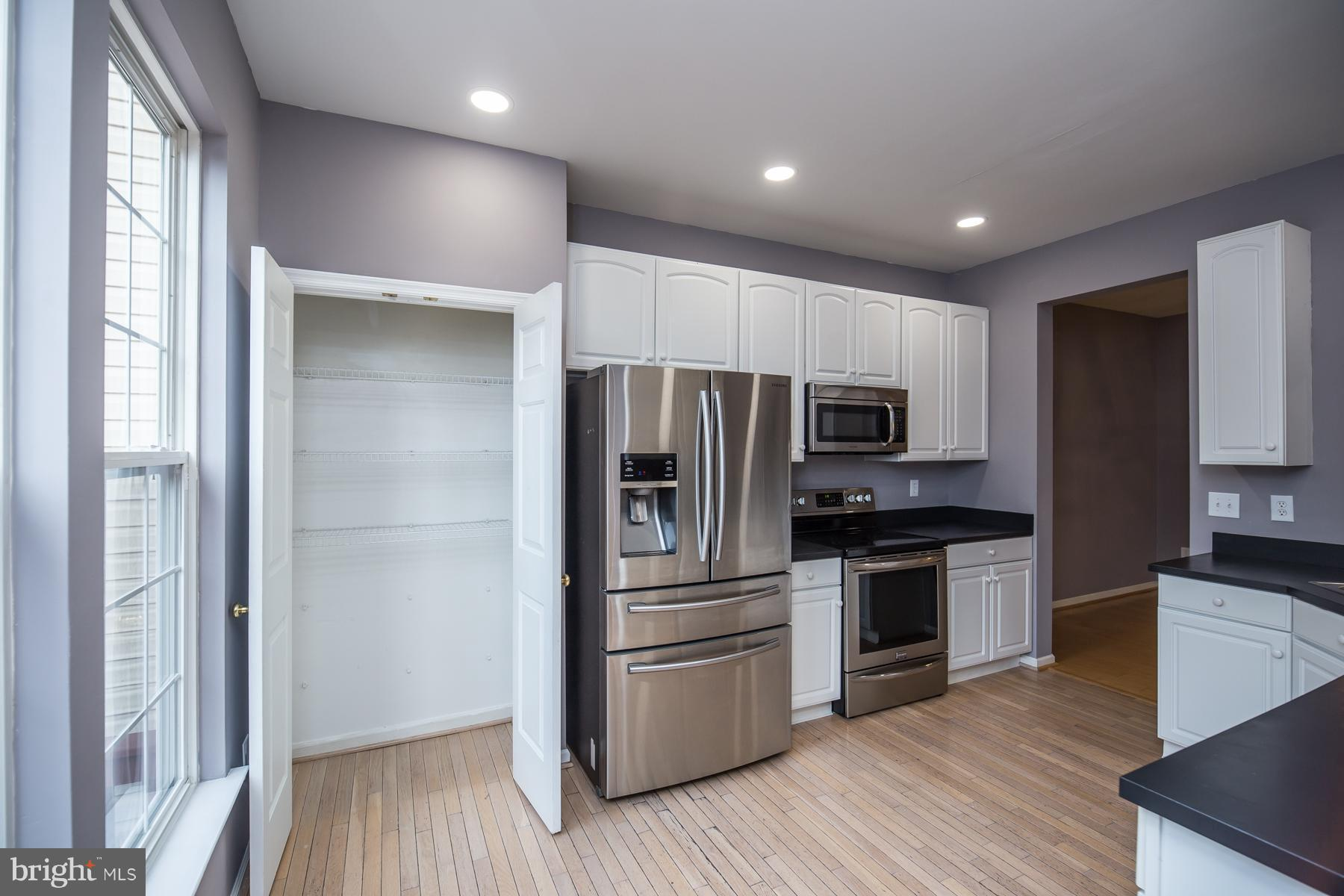 Pantry in the Kitchen