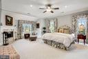 Master Suite Bedroom - 1144 LANGLEY LN, MCLEAN