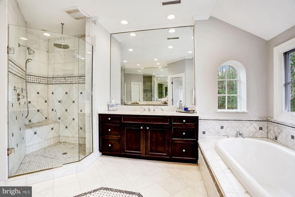 Separate Shower and Tub - 1144 LANGLEY LN, MCLEAN