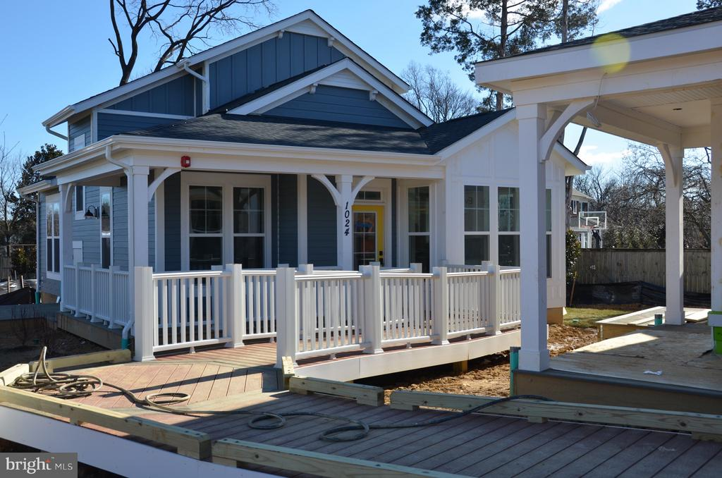 1022  RAILROAD AVENUE 22046 - One of Falls Church Homes for Sale