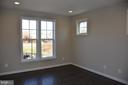 The Tinner living room - 1022 RAILROAD AVE, FALLS CHURCH