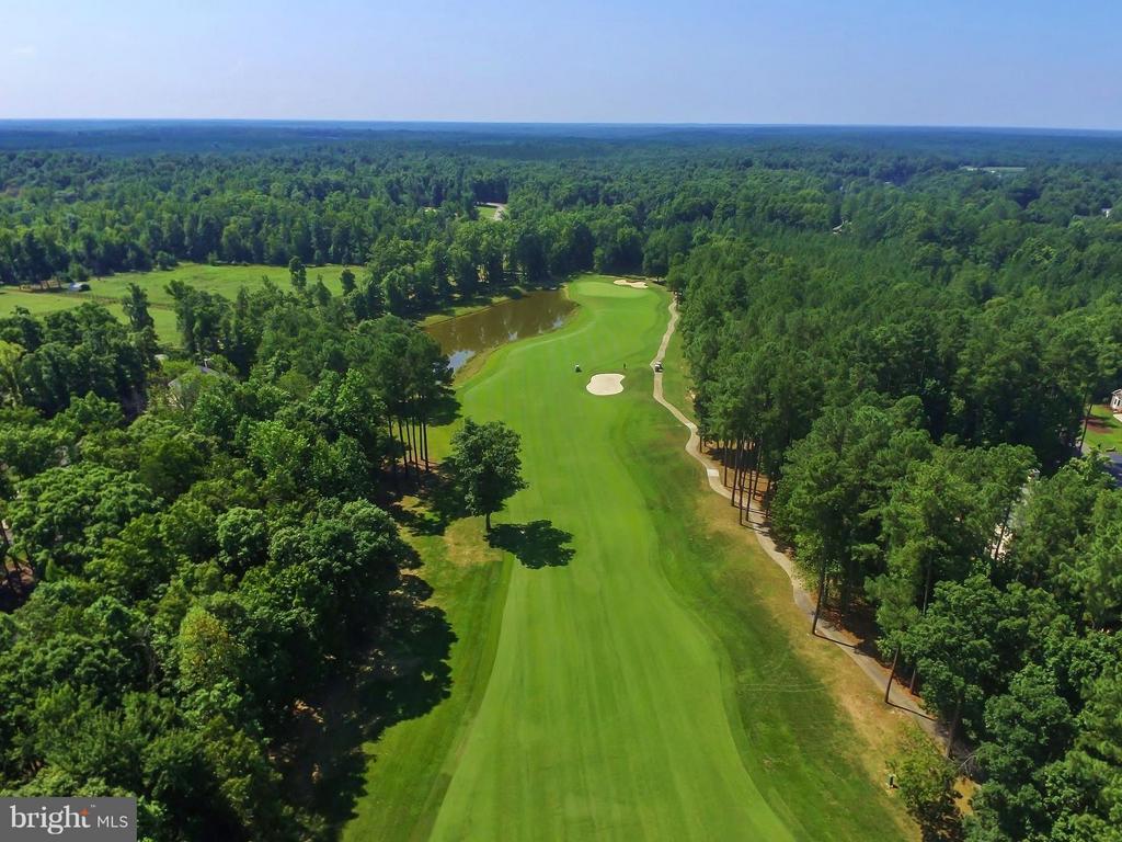 Arnold Palmer designed 18 hole Golf Course - 11400 STONEWALL JACKSON DR, SPOTSYLVANIA