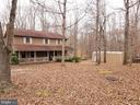 4.85 acres. Walk through the woods to Abel Lake! - 21 CARDINAL DR, FREDERICKSBURG