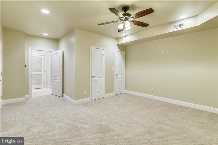 Bonus Room in Basement with Extra Closets - 18987 ROSSBACK TER, LEESBURG