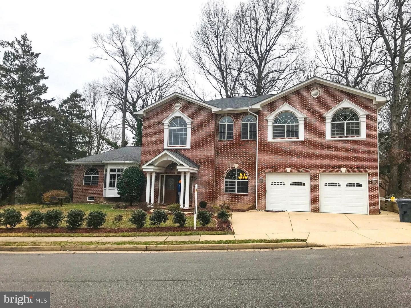 Single Family for Sale at 5500 Brookland Rd 5500 Brookland Rd Alexandria, Virginia 22310 United States