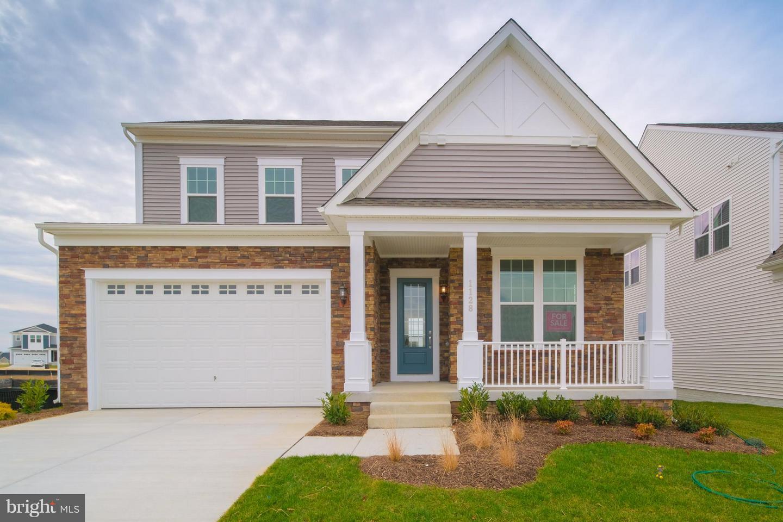1128 WHITE CLOVER LANE, ODENTON, Maryland