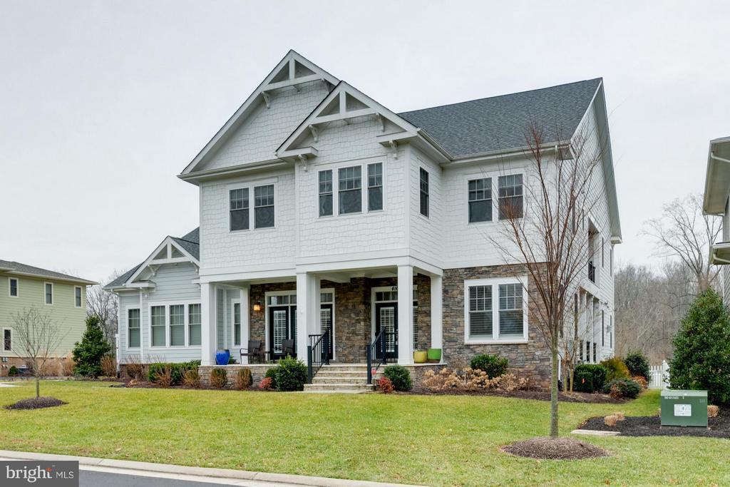 Stunning Arcadia built home - 41629 WHITE YARROW CT, ASHBURN