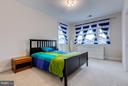 Bedroom 3 with walk-in closet - 41629 WHITE YARROW CT, ASHBURN