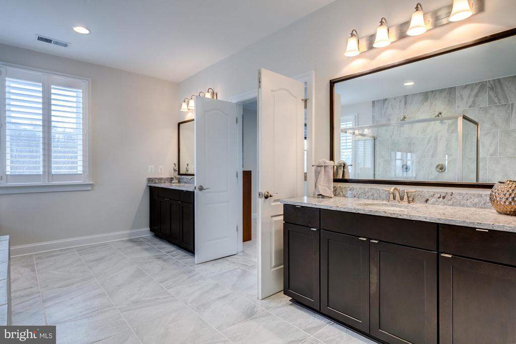 Double door entry from owner's suite - 41629 WHITE YARROW CT, ASHBURN