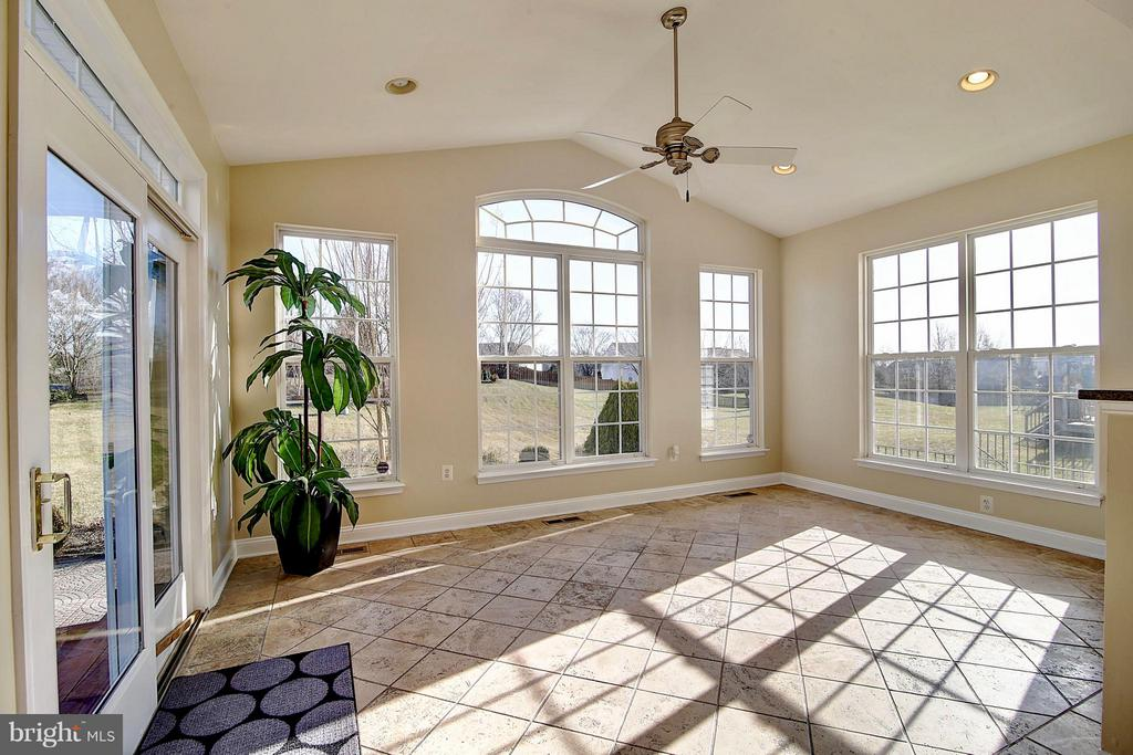 Sunroom - 25804 SPRING FARM CIR, CHANTILLY