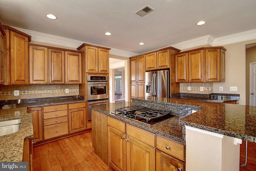 Kitchen - 25804 SPRING FARM CIR, CHANTILLY