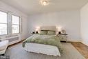 Master Bedroom - 4000 CATHEDRAL AVE NW #812B, WASHINGTON