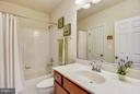 Full Bath Lower Level - 17800 AIRMONT RD, ROUND HILL