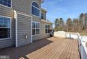 Deck - 17800 AIRMONT RD, ROUND HILL