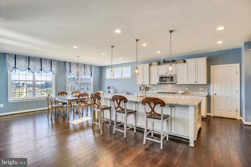 Kitchen - 17800 AIRMONT RD, ROUND HILL