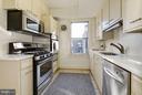 Kitchen - 4000 CATHEDRAL AVE NW #812B, WASHINGTON