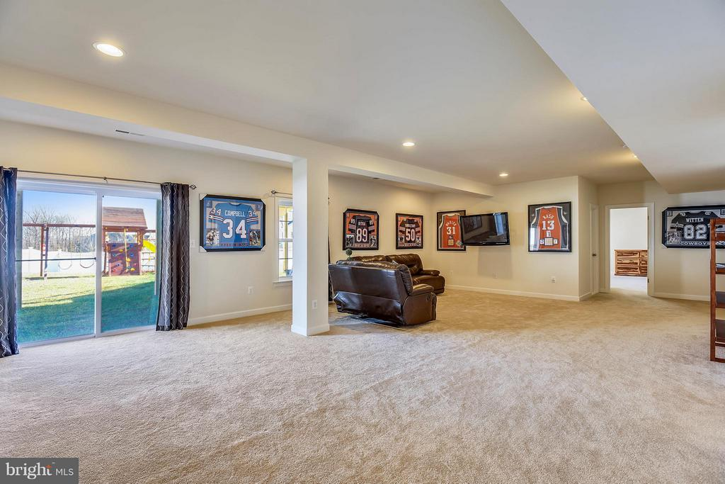 Recreation Room - 17800 AIRMONT RD, ROUND HILL