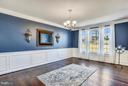 Dining Room - 17800 AIRMONT RD, ROUND HILL