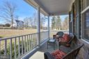 Front Porch - 17800 AIRMONT RD, ROUND HILL